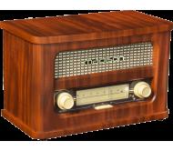 MAD-RETRORADIO FM radijo imtuvas su Bluetooth, 10W