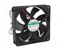 MEC0252V1-A99 ventiliatorius 24VDC 120x120x25mm