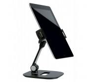 MEDIAstage6 aliumininis laikiklis planšetiniam kompiuteriui arba išmaniajam telefonui