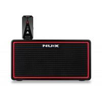 MIGHTY AIR belaidis stereo stiprintuvas elektrinei / bosinei gitarai su siųstuvu 2.4GHz
