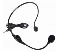 MIK0036 mikrofonas su lankeliu HM-02