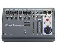 MIXtouch8 mikšerinis pultas 8 kanalų su valdymo sąsaja per internetą, USB grotuvu