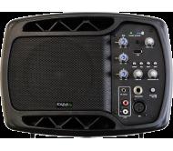MS5-150 monitorinė garso kolonėlė su stiprintuvu ir Bluetooth, 25Wrms 5''