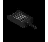 MSB112.4 daugiakanalė pajungimo dėžutė 12x XLR lizd. + 4x XLR kišt.