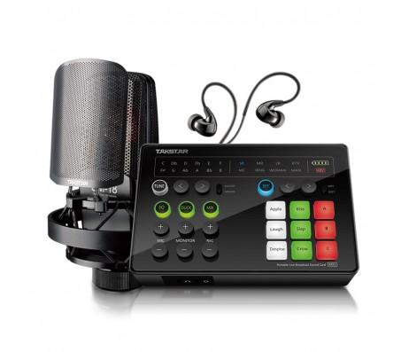 MX1 SET tiesioginės transliacijos rinkinys