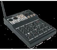 MX62BT-DSP 6 kanalų mikšerinis pultas su DSP procesoriumi, Bluetooth, USB/SD grotuvu
