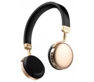 NEO-GOLD belaidės Bluetooth ausinės su mikrofonu, MP3/WMA grotuvu ir FM imtuvu