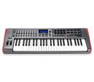 NOVATION IMPULSE 49 midi klaviatūra - valdiklis