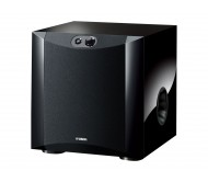 NS-SW200PB žemų dažnių garso kolonėlė su stiprintuvu 130W 8′′ - Piano Black