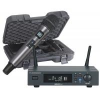 PACK-UHF410-Hand-F5 belaidžio rankinio mikrofono sistema UHF 514-564MHz