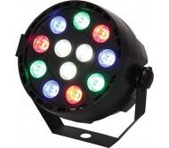 PAR-MINI-RGBW šv. efektas LED PAR CAN