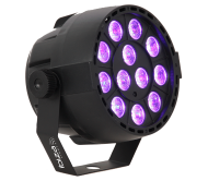 PAR-MINI-UV prožektorius UV LED 12x 2W