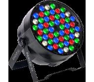 PARLED-54 prožektorius 54x 0.75W R+G+B+W LED