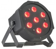 PARLED710 prožektorius LED 7x 10W RGBW 4-in-1