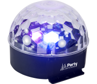 PARTY-ASTRO6 šv.efektas 6x 1W RGBWAV LED