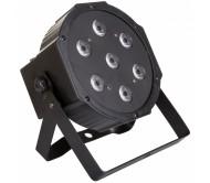 PARTY SPOT prožektorius 7x 4in1 RGBW LED