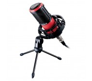 PC-K320 raudonas studijinis mikrofonas