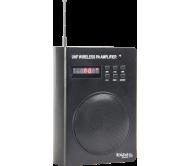 PORT3-UHF nešiojama garso sistema su belaidžiu UHF mikrofonu, Bluetooth/FM/USB/SD/AUX