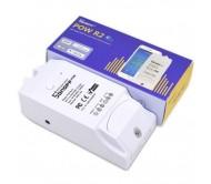POW R2 išmani 1 kanalo relė, valdoma WiFi su energijos sunaudojimo matavimo funkcija - 230VAC 3500W