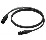 PRA901/5 laidas mikrofonui su Neutrik jungtimis, 5m