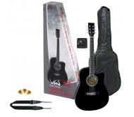 PS502236 elektro akustinės gitaros rinkinys