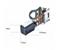 PTCB021 anglinis šepetėlis 6x7,5x9/11 BOSCH perforatoriams