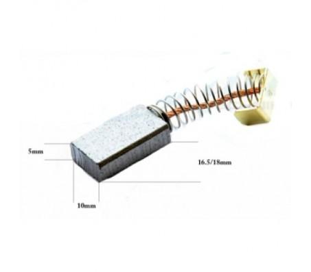 PTCB048 anglinis šepetėlis 5x10x16,5/18 AEG pneumo perforatoriams