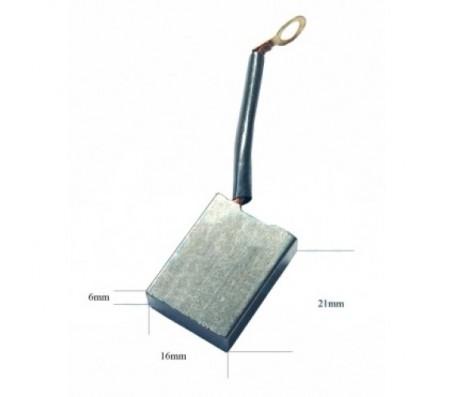PTCB072 anglinis šepetėlis 6x16x21 (6,2x16x21) REBIR