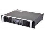 PX8 stiprintuvas 2-jų kanalų su DSP procesoriumi, 800W x 2 @ 8Ω / 1050W x 2 @ 4Ω