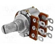 R16148-1B-1-B50K potenciometras 50kom, 125mW, 6mm