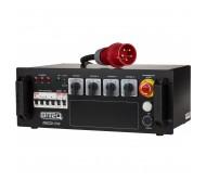 RICO-V4 valdiklis sceninės įrangos pakėlimo varikliams, 4-ių kanalų