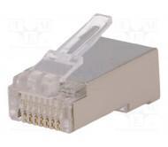 RJ45WE antgalis komp.tinklo laidams izoliuoti RJ45 PIN:8 8P8C