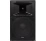 RX18A-BT garso kolonėlė su stiprintuvu ir USB/SD/FM/Bluetooth grotuvu, 2x belaidžiais VHF mikrofonais, 500W RMS, 18′′