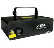 SCAN1000FX5-RGB animuojamas lazeris 1000mW RGB su ILDA ir DMX sąsaja