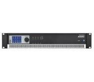 SMQ500 stiprintuvas 4x 500W su DSP procesoriumi ir USB grotuvu