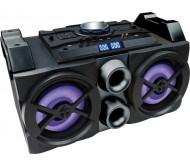 """SPLBOX300-PORT nešiojama audio sistema 2x 6.5"""" 150Wrms"""