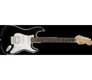 SQ BULLET STRAT HSS LRL BLK elektrinė gitara
