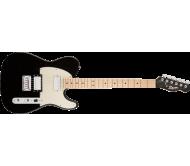 SQ CONT TELE HH MN BLK MET elektrinė gitara