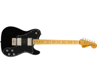 SQ CV 70s TELE DLX MN BLK elektrinė gitara