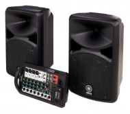 STAGEPAS400BT garso sistema su Bluetooth