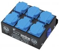 STAIRVILLE PCD-6 paskirtymo dėžutė 6 kanalų
