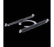 TBA60 laikiklis CALI660 lubinei garso kolonėlei tvirtinti prie pakabinamų lubų