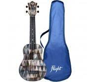 TUS-40 ARCANA soprano ukulelė su dėklu