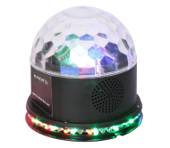 UFO-ASTRO-BT-BL šv. efektas 2-IN-1 RGB LED, Bluetooth