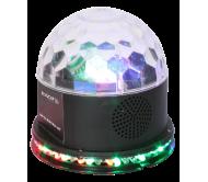 UFO-ASTRO-BT-BL šv. efektas 2-IN-1 RGB LED, Bluetooth