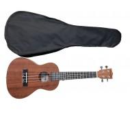 UK26 tenoro ukulelė su dėklu SUNLP