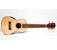 UKE-Q24-DE ukulelė elektroakustinė
