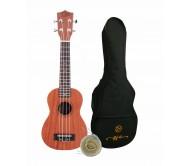 UKULELE-21A ukulelės rinkinys