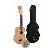 UKULELE-21B ukulelės rinkinys