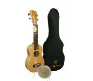 UKULELE-21C ukulelės rinkinys